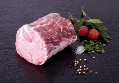 Rôti échine de porc