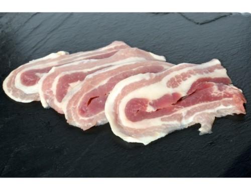 Ventrèche tranchée de porc